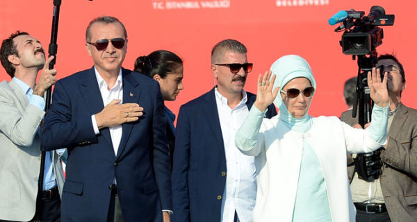 erdoğan çifti