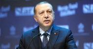 """Erdoğan: """"Zeytin Dalı Operasyonu'nu Yürütüyor, Diğer Yandan Uluslararası Meseleleri Göğüslüyoruz"""""""