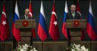 Son Dakika: Erdoğan ve Putin Görüşmesi Sonrası İlk Açıklama