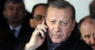 Cumhurbaşkanı Recep Tayyip Erdoğan İran Lideri Ruhani İle Görüştü