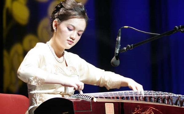 Klasik Çin müziğinin iyileştirici gücü, beş element ile ilişkili. (Fotoğraf: NTDTV)