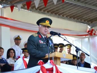 Genelkurmay Başkanı Özel'den, Süleyman Şah Askeri Personeline Mesaj