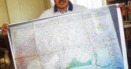 Halep ve Musul'u Türkiye'nin Parçası Gösteren Misakı Milli Haritası Bulundu