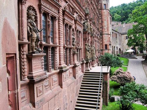 Heidelberg Kalesi, Almanya