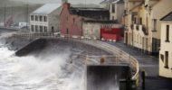 Ophelia Kasırgası İrlanda'yı Vurdu: 3 Ölü