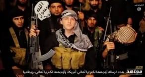 IŞİD Militanı Meydan Okudu