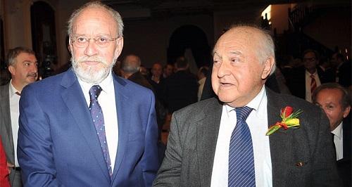 Galatasaray'ın yeni başkanı Duygun Yarsuvat (Fotoğraf: İHA)