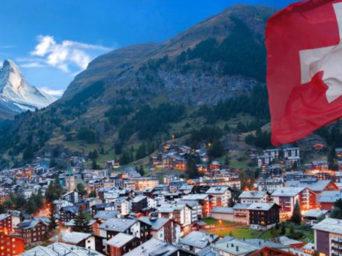İsviçre'den Pankart Soruşturması