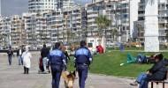 İzmir'de Güvenlik İçin Önlemler Arttırıldı
