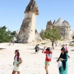 Kapadokya'yı Gezen Turist Sayısı 2 Milyonu Aştı