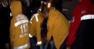 İstanbul'da Feci Kaza : 1 Ölü, 2 Yaralı