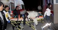 Muğla'da Kaza Oldu:9 Kişi Yaralı