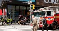New York'ta Yayalara Çarpan Sürücü Gözaltına Alındı