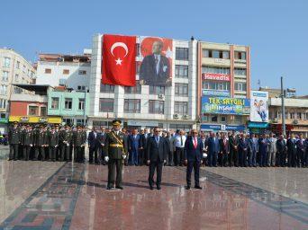 Kilis'te 30 Ağustos Zafer Bayramı Kutlamaları