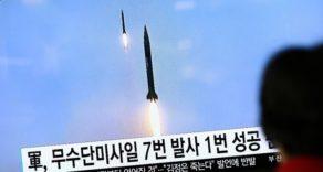 Kuzey Kore'nin Füze Denemesi Yine Başarısız Oldu