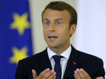 Macron: Dünya, İklim Değişikliğine Karşı Savaşı Kaybediyor