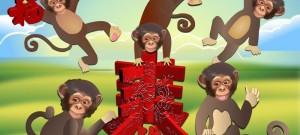 2016 Çin Yeni Yılı: Maymun Yılı Kutlanıyor