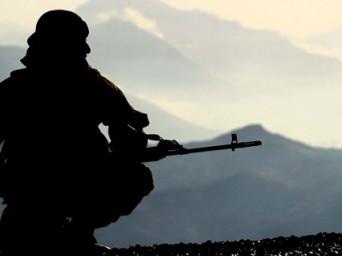 Askerle PKK Arasında Çatışma Çıktı