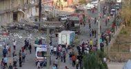 Kızıltepe'de Büyük Patlama: 1 Şehit, 2 Vatandaş Hayatını Kaybetti