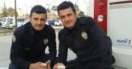 Şehit İkiz Polislerin Kimlikleri Tabancalarından Teşhis Edilmiş