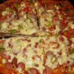 Pizza Pizza (Ev Yapımı)