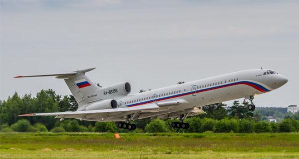 rus uçağı