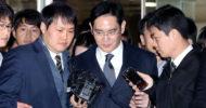 Samsung Genel Müdürü Lee-Jae Yong Tutuklandı