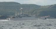 """Rus Savaş Gemisi """"Moskova Kruvazörü"""" Akdeniz'e Yöneldi"""