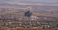 Suriye Rejimi Ateşkese Rağmen Hava Saldırısı Düzenledi