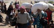 BM: '5 Milyonu Aşkın Suriyeli Ülkesini Terk Etti'