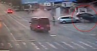 Romanya'da Korkunç Kaza