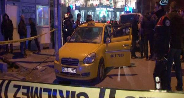 taksi- polis