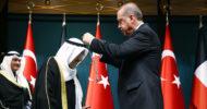 Cumhurbaşkanı Erdoğan'dan Kuveyt Emiri'ne Devlet Nişanı