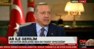 Cumhurbaşkanı Erdoğan, CNN Türk/Kanal D Ortak Canlı Yayınında Konuştu