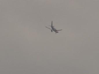 THY Uçağının Motoru Havada Alev Aldı