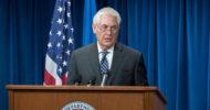 ABD Dışişleri Bakanı Tillerson'dan Katar Açıklaması
