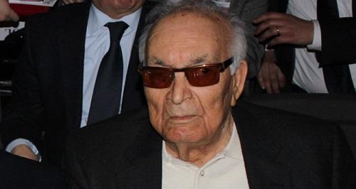 Yaşar Kemal (Fotoğraf: İHA)