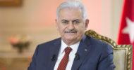 Başbakan Yıldırım'dan ABD'ye Taziye Mesajı