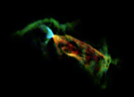 ESO/ALMA (ESO/NAOJ/NRAO)/H. Arce