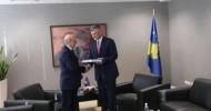 Kosova'da Yeni Başbakan İsa Mustafa Görevini Devraldı